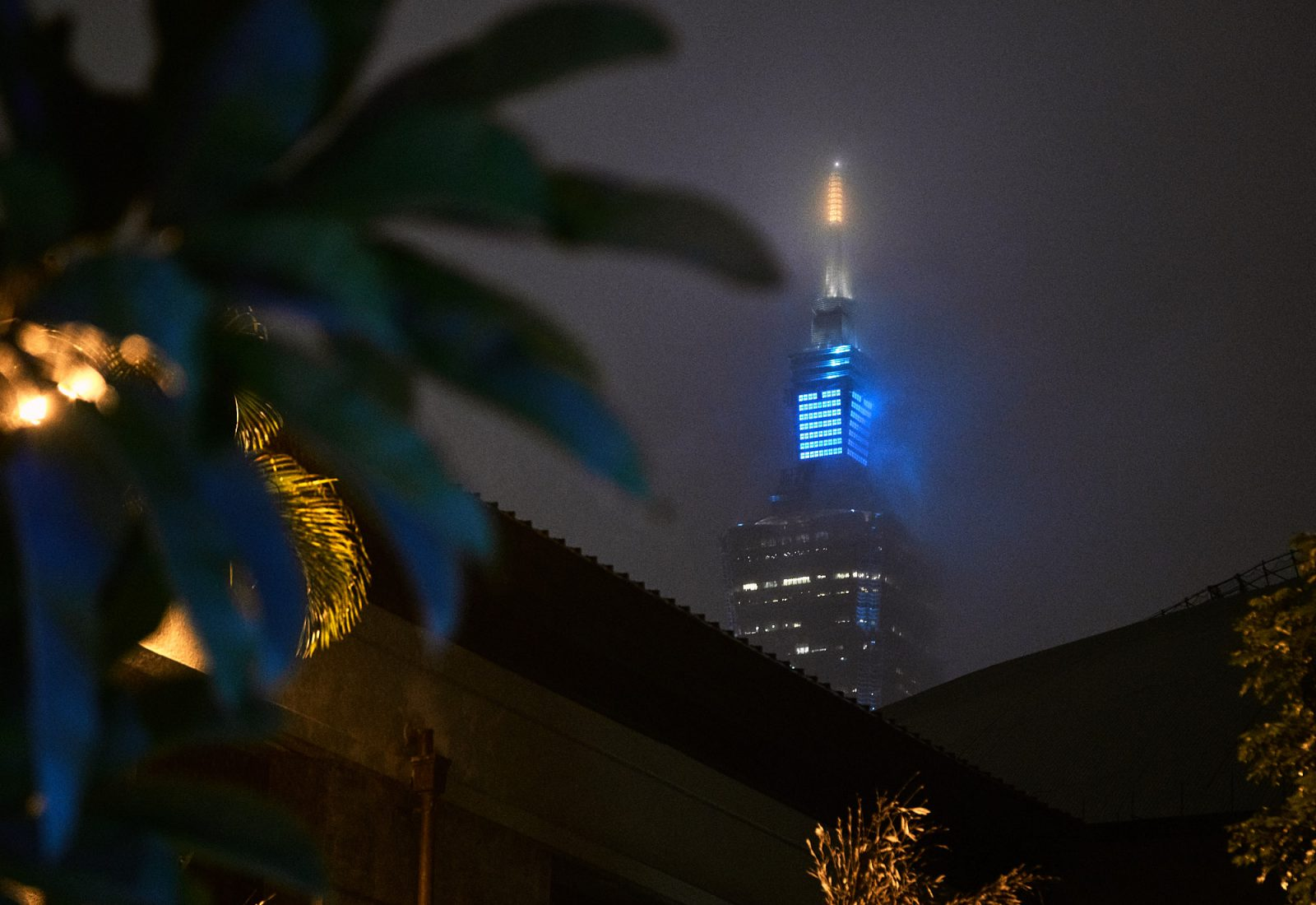 Taipei 101. TaipeiINstyle by Cedric Paquet. (All image rights reserved by www.cedricpaquet.com)